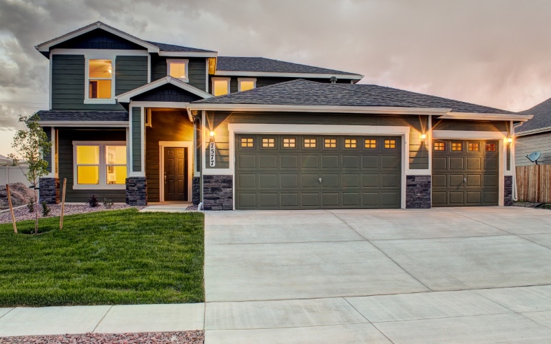 Aspen view homes colorado springs home builders for Affordable home construction